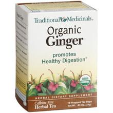 Ginger, 6 of 16 BAG, Traditional Medicinals