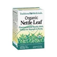 Nettle Leaf, 6 of 16 BAG, Traditional Medicinals
