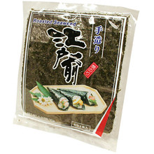 Edomae Roasted Sushi Nori 0.6 oz  From Eko Kinzoku