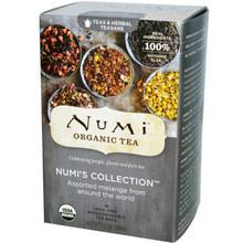 Rose, 6 of 16 BAG, Numi Tea