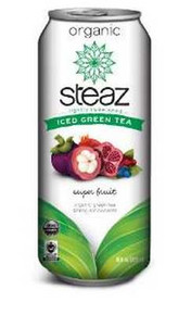 Superfruit, 12 of 16 OZ, Steaz