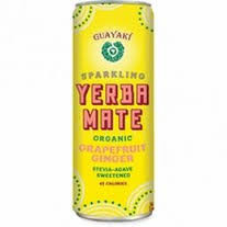 Grapefruit Ginger FT, 12 of 12 OZ, Guayaki