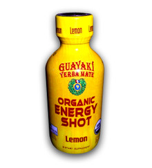 Lemon FT, 12 of 2 OZ, Guayaki
