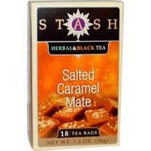 Salted Caramel, 6 of 18 BAG, Stash Tea