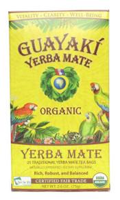 Traditional, Bags FT, 6 of 25 BAG, Guayaki