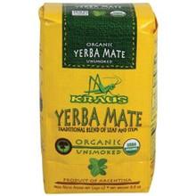 Yerba Mate, Loose, Fair Trade, 6 of 8.8 OZ, Kraus