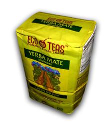 Yerba Mate, Unsmoked, FT, 6 of 1 LB, Eco Teas