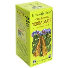 Yerba Mate, Unsmoked, FT, 6 of 24 BAG, Eco Teas