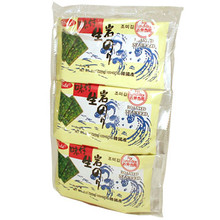 Seasoned Roasted Seaweed 30 shts  From Orchids