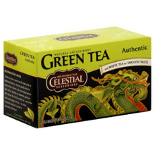 Authentic, 6 of 20 BAG, Celestial Seasonings