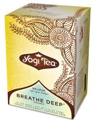Breathe Deep, 6 of 16 BAG, Yogi Teas