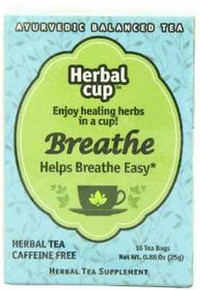 Breathe, 6 of 16 BAG, Herbal Cup Tea
