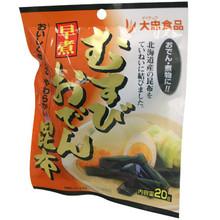 Musubi Oden Konbu 0.7 oz  From Daichu