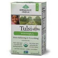Tea, Tulsi Moringa, 6 of 18 BAG, Organic India
