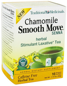 Chamomile Smooth Move, 6 of 16 BAG, Traditional Medicinals