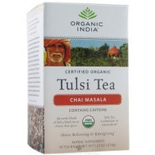 Chai Masala, 6 of 18 CT, Organic India