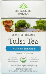 India Breakfast, 6 of 18 CT, Organic India