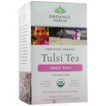 Sweet Rose, 6 of 18 CT, Organic India