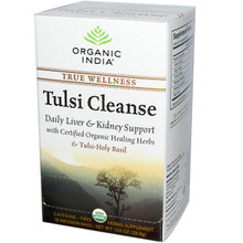 Cleanse, 6 of 18 CT, Organic India