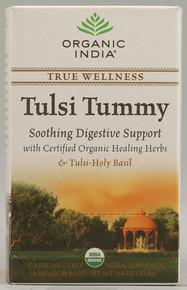 Tummy, 6 of 18 CT, Organic India