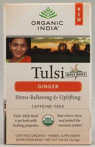 Ginger, 6 of 18 CT, Organic India
