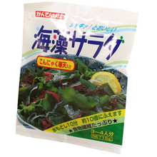 Ina Kaiso Seaweed Salad 0.52 oz  From Kanten