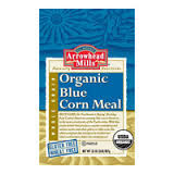 Blue Cornmeal, 25 LB, Arrowhead Mills
