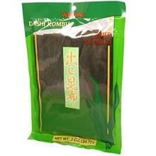 WP Dashi Kombu Dried Kelp 2 oz  From Wel-Pac
