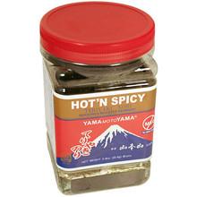 YMY Hot & Spicy Teriyaki Nori Seaweed Strips 0.8 oz  From Yama MotoYama