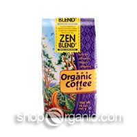 Zen Blend, 2 of 2 LB, Organic Coffee Co.