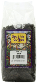 Stellar Brew, 2 of 2 LB, Organic Coffee Co.