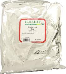 Sencha Leaf Tea, 1 LB, Frontier Natural Products