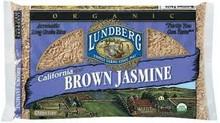Jasmine, Brown, 25 LB, Lundberg