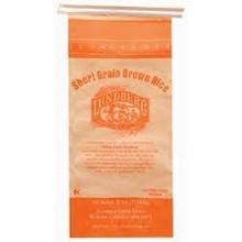 Short Grain Brown, Food Service, 25 LB, Lundberg