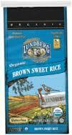 Sweet Brown, Food Service, 25 LB, Lundberg