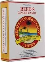 Ginger Chews, Bulk, 11 LB, Reed'S Inc.