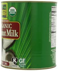 Coconut Milk, 6 of 96 OZ, Native Forest