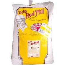 Muesli, 25 LB, Bob'S Red Mill