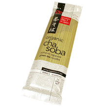 Hakubaku Organic Green Tea Cha Soba 7 oz  From Hakubaku