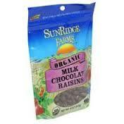 Raisins, Thompson Select, 30 LB, Dried Fruit