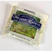 Raisins, Thompson, 30 LB, Dried Fruit