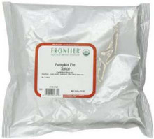 Pumpkin Pie Spice, 1 LB, Frontier Natural Products
