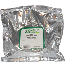 Cardamom, Whole Decorticated, 1 LB, Frontier Natural Products