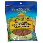 Almonds, 5 LB, Nuts