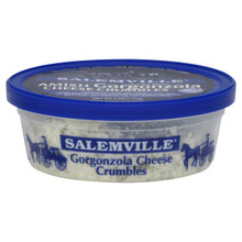 Gorgonzola Crumbles, 12 of 4 OZ, Salemville