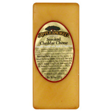 Apple Smokd Cheddar Chse, 14 of 8 OZ, Apple Smoked Cheese