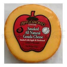 Apple Smokd Gouda Chse, 14 of 8 OZ, Apple Smoked Cheese