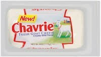 Fresh Goat Cheese Plain, Mini Log, 6 of 4 OZ, Chavrie