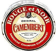 Camenbert Original Rouge, 6 of 8 OZ, Mfc