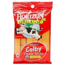 Colby Stick, 12 of 6 OZ, Horizon